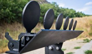 steel plate shoot